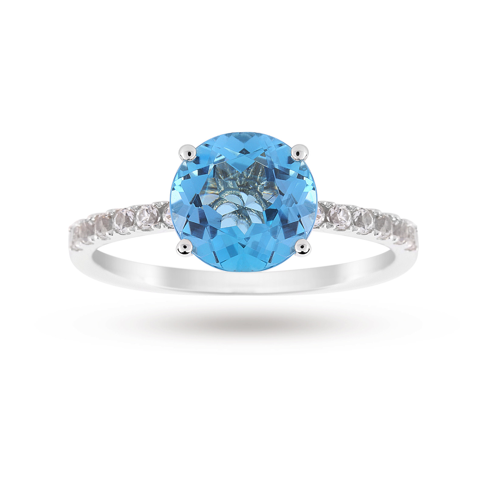 buy cheap topaz ring compare women 39 s jewellery prices for best uk deals. Black Bedroom Furniture Sets. Home Design Ideas